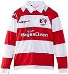 Kooga Gloucester Long Sleeved Retro H...