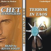 Terror in Taos: The Penetrator Series, Book 11 | Chet Cunningham