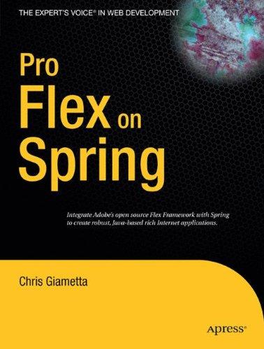Pro Flex on Spring (Expert's Voice in Web Development)