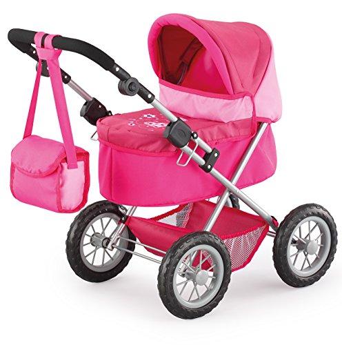 Bayer Design 13006 - Puppenwagen Trendy, pink/rosa