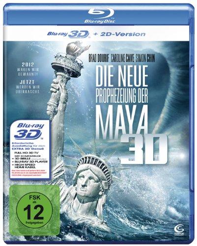 Die neue Prophezeiung der Maya (End of the World) [3D Blu-ray + 2D Version]