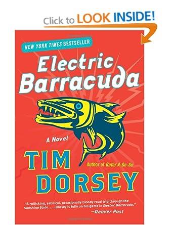 Electric Barracuda (Serge Storm 13) - Tim Dorsey
