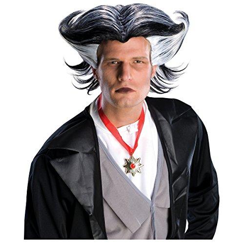 [Urban Vampire Wig Costume Accessory] (Urban Vampire Costume)
