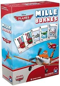 Dujardin - 59061 - Jeu de Cartes - Mille Bornes Planes