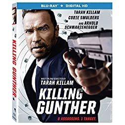 Killing Gunther [Blu-ray]