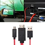 HDMI cable for Samsung Galaxy S4 S3 Note 2 I9300 I9500 GT-N7000