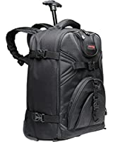 Precision Design PD-BPT DSLR Camera Backpack with Wheels