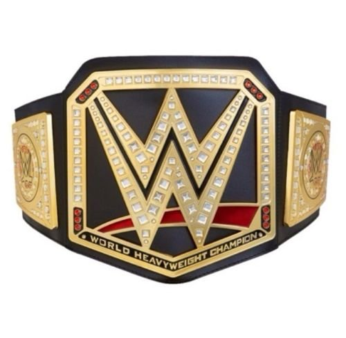 WWE World Heavyweight Championship Toy Title Replica Belt Kids Adults Official (Wwe Mini Replica Belts compare prices)