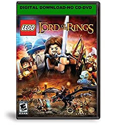 LEGO Lord of the Rings (PC Code)