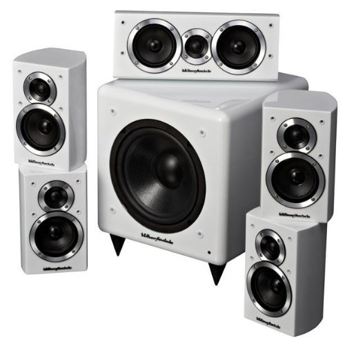 Wharfedale DX-1 HCP high gloss white