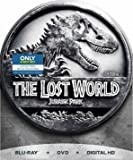 The Lost World: Jurassic Park - Limited Edition Metal Tin Packaging (Blu-ray + DVD + Digital Copy)