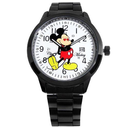 迪士尼作为时尚儿童手表品牌,在产品质量,时尚元素