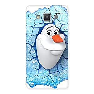 Ajay Enterprises Real Ola Back Case Cover for Galaxy Grand Max