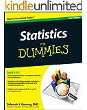 Statistics For Dummies®