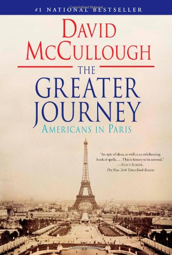 The Greater Journey: Americans In Paris front-991857