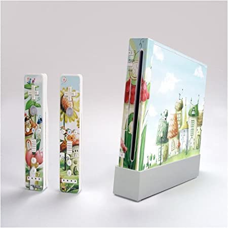 Wii Dual Colored Skin Sticker,Wii0620-07