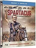 Spartacus [Édition 55ème anniversaire - Blu-ray + Copie digitale - Boîtier SteelBook]