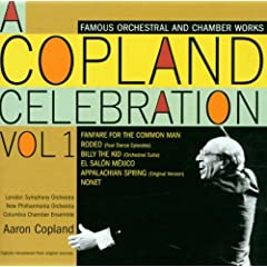 Copland;Famous Orch/Chmbr Wks