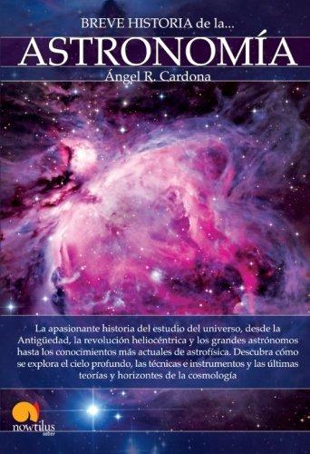 Breve Historia de la Astronomia (Spanish Edition)