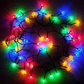 LED Solar Powered Outdoor String Lights Solar Fairy