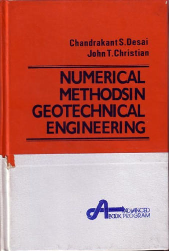 Numerical Methods in Geotechnical Engineering (McGraw-Hill series in modern structures)