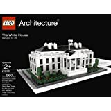 Game/Play LEGO Architecture White House (21006) Kid/Child