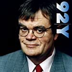 Garrison Keillor at the 92nd Street Y | Garrison Keillor