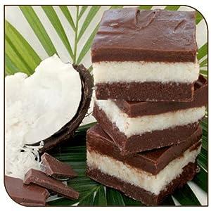 Amazon.com : Mo's Fudge Factor, Chocolate Coconut Fudge (1/2 Pound ...
