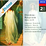 Dvorak: Requiem Mass/Mass in D (2 CDs)