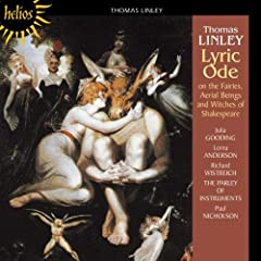 Lyric Ode on Fairies / Aerial Beings & Witches of