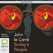 Smiley's People (Abridged) (       ABRIDGED) by John le Carré Narrated by John le Carré