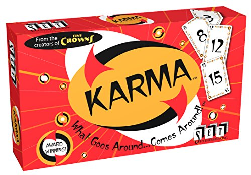 Karma Card Game - 1