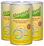 Almased Synergy Multi-Protein Diet Powder, 17.6 oz (500 g) (3/Pack)