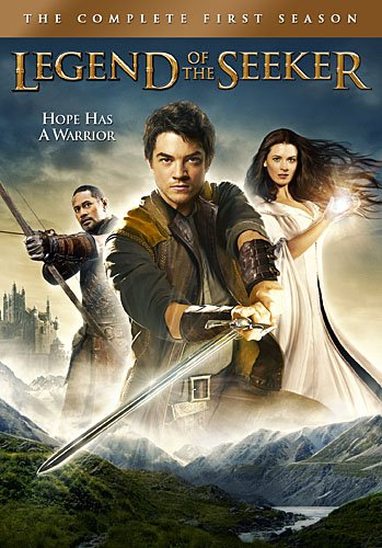 Cover art for  Legend of the Seeker: The Complete First Season