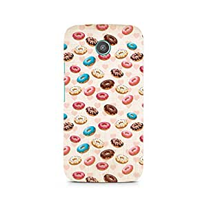 Ebby Colorful Cupcakes Premium Printed Case For Moto X
