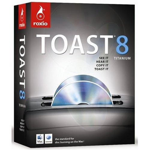 Roxio Toast 8 Titanium [OLD VERSION]