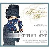 Carl Millöcker: Der Bettelstudent (Operette) (Gesamtaufnahme)