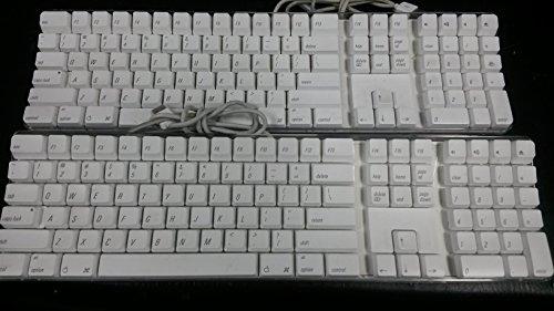 Apple USB Keyboard - White A1048