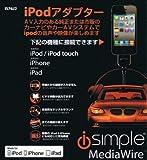 iPod アダプター