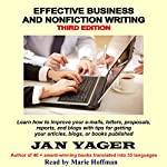 Effective Business and Nonfiction Writing | Jan Yager