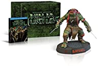 Teenage Mutant Ninja Turtles Raphael Gift Set (Blu-ray 3D + DVD + Digital HD) from Paramount
