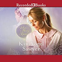 When Mercy Rains: Zimmerman Restoration Trilogy, Book 1 (       UNABRIDGED) by Kim Vogel Sawyer Narrated by Alyssa Bresnahan
