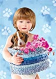 Clementoni - Jigsaw puzzle - 500 pieces - Child and Beagle dog