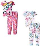 My Little Pony Little Girls' Rainbow Dash Pajama Set