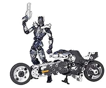 アッセンブルボーグ∞NEXUS ジャッカル&イェーガー ゴーストモーター (ABS&PVC塗装済みアクションフィギュア)