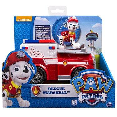 Paw Patrol – Marcus et son Ambulance – Figurine et Véhicule
