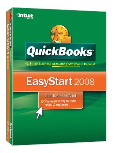 QuickBooks EasyStart 2008 [Old Version]