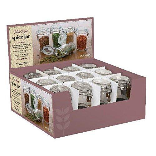 Herbes Et D'Épices Pots - Individuel - Pince À Ressort (pack de 2)