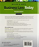Business Law Today, Standard Edition (Available Titles CengageNOW)