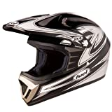Fuel JX4 Black Large Youth Off-Road Helmet Reviews